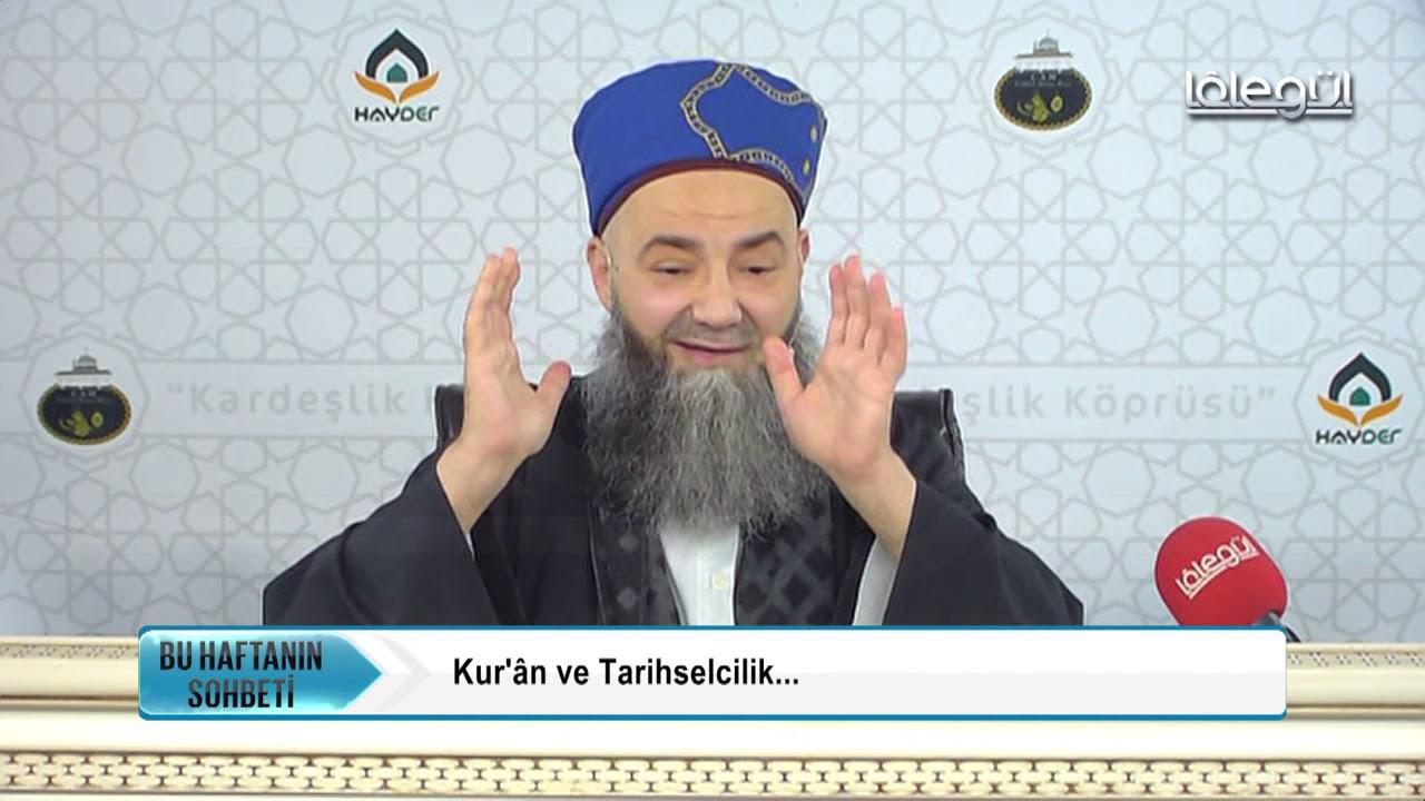 1 Ağustos 2019 Tarihli Bu Haftanın Sohbeti - Cübbeli Ahmet Hocaefendi Lâlegül TV