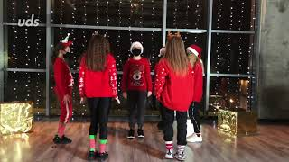 UDS Christmas DANCE PROJECT 2020 | UDS Kids & UDS Teens