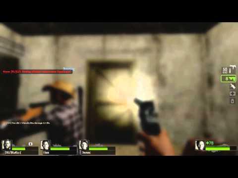 Сайлент хилл  Left 4 Dead 2  1 часть прохождения  Ужасы со стратегом