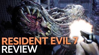 Resident Evil 7 PC review | A new survival horror classic