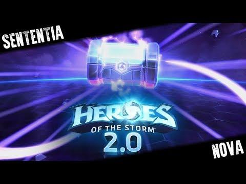 видео: heroes of the storm 2.0 - Первый взгляд