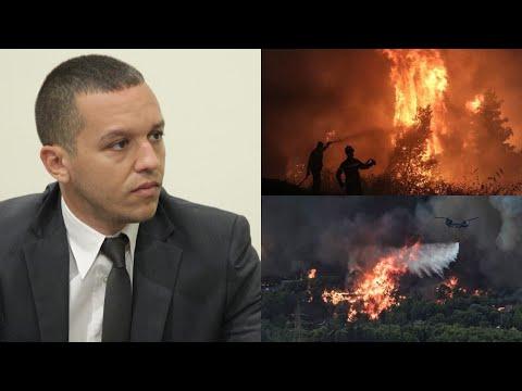 Κασιδιάρης: Πάω στον εισαγγελέα τον Μητσοτάκη για τις πυρκαγιές!