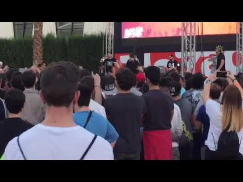 ANTE VS VILO Octavos ACHORAP FESTIVAL 2016
