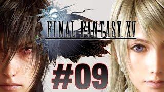 #09 LA TRAQUE DU BEHEMOTH - Final Fantasy 15 Let's Play FR HD