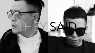 [Cover] They said (Binz ft. Touliver)-English version