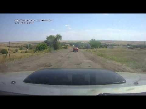 Дорога Изварино-Краснодон