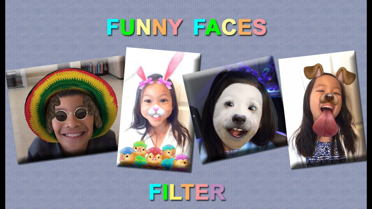 Funny Faces Filter ... Awesome Iphone app for kids! Snap ...