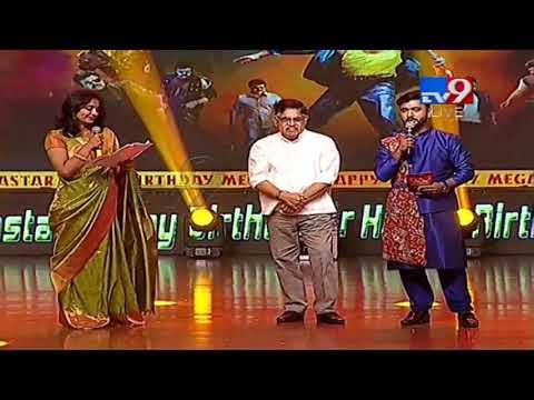 Actor Uttej daughters get awards at...