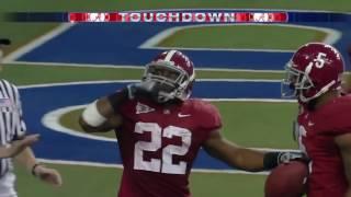 2009 SEC Championship Game - #1 Florida vs. #2 Alabama Highlights