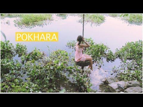 Pokhara - Travel Vlog | Nepal 2018