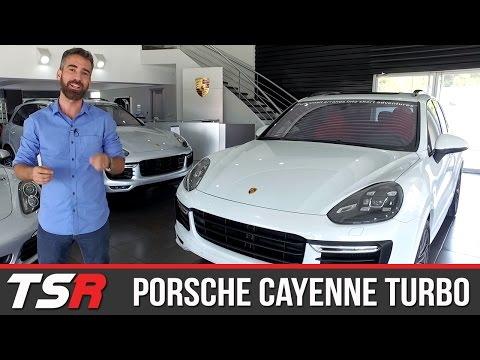 Porsche Cayenne Turbo - Potencia expresada en diseño. | Agustin Casse