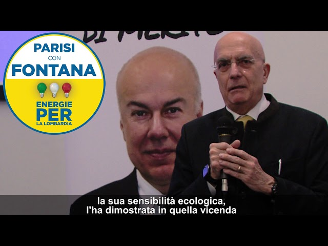 Intervista a Gabriele Albertini: perchè votare Edoardo Croci