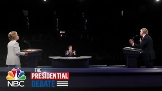 The Third Presidential Debate Highlights: From