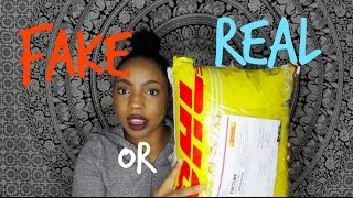 PROM DRESS FROM CHINA?? is it worth it?(Unboxing/review) || EmileeLian
