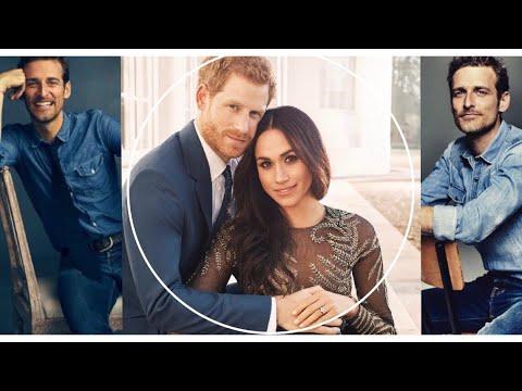 Prince Harry & Ms. Meghan Markle Select Alexi Lubomirski To Take Official Wedding Photographs