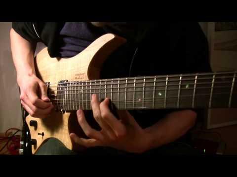 BILO 3.0 - Wrinkle Maze w/ TAB - Per Nilsson's Solo Cover by Morgan Reid