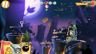 Angry Birds 2 walkthrough part 9.2 (levels 41 to 45)