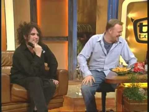 The Cure on German Television - Interview with Robert Smith (2004)