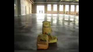 видео Полы в промышленных зданиях