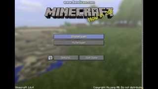 Tic Tacplay s minecraft part 1