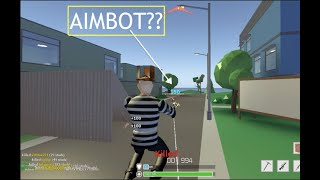 Aimbot? Or Pure Skill? | Strucid Gameplay (Roblox)