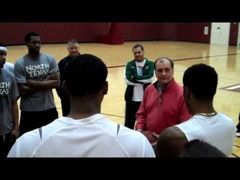 Words of Wisdom From Ron Thulin After Practice at Texas A&M