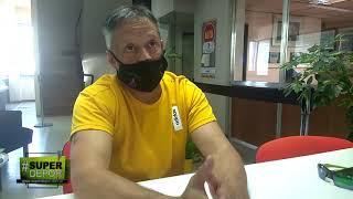 Claudio Jurado, el instructor de karate de Huracán, nos cuenta sobre su trayectoria
