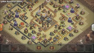 Th11 Base | Anti Valk | Anti Queen Walk | +Replays | May 2016 Update |