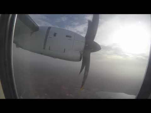 ✈Binter Verde ATR72 | Sal - Praia (Via) Boa Vista | Full Flight ✈
