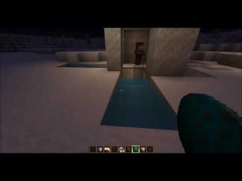 Minecraft Zombie Falle Mit Dorfbewohner YouTube - Minecraft dorfbewohner bauen hauser mod