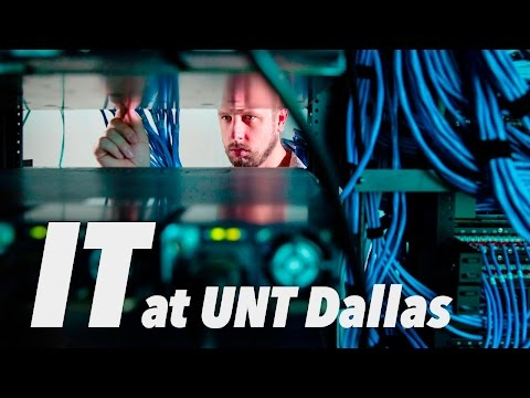 Information Technology at UNT Dallas
