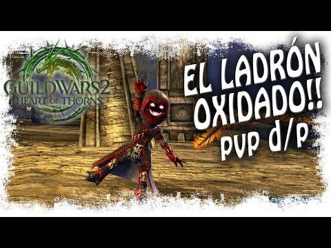 Guild Wars 2 Gameplay Español | Hasta las cejas de óxido en PVP | MMOrpg Free Action