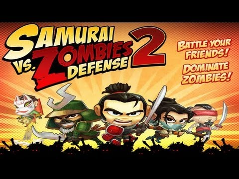 Samurai vs zombies 2 wave 26-30