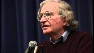 Noam Chomsky - Power And Terror - In Our Times Part 2