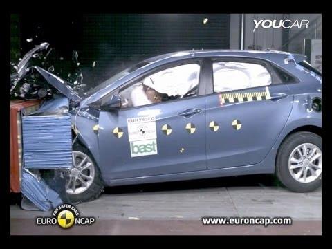 2013 Hyundai i30 CRASH TEST