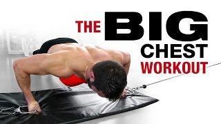 5 ADVANCED Chest Exercises FOR MEN (BUILD A BIGGER CHEST!)