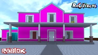 ROBLOX-DECORATING OUR HOUSE IN RORO (RoCitizens)