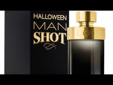 First Impressions Cheap But Good Fragrance Halloween Man Shot W