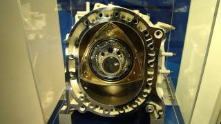マツダ ロータリーエンジン/MAZDA ROTARY ENGINE [Wankel engine]