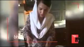 Raw Footage Of Reham Khan In Bani Gala Peshawar