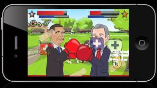 Uncle Slam - Obama vs Bush at Prairie Chapel (Now Available for iPhone)