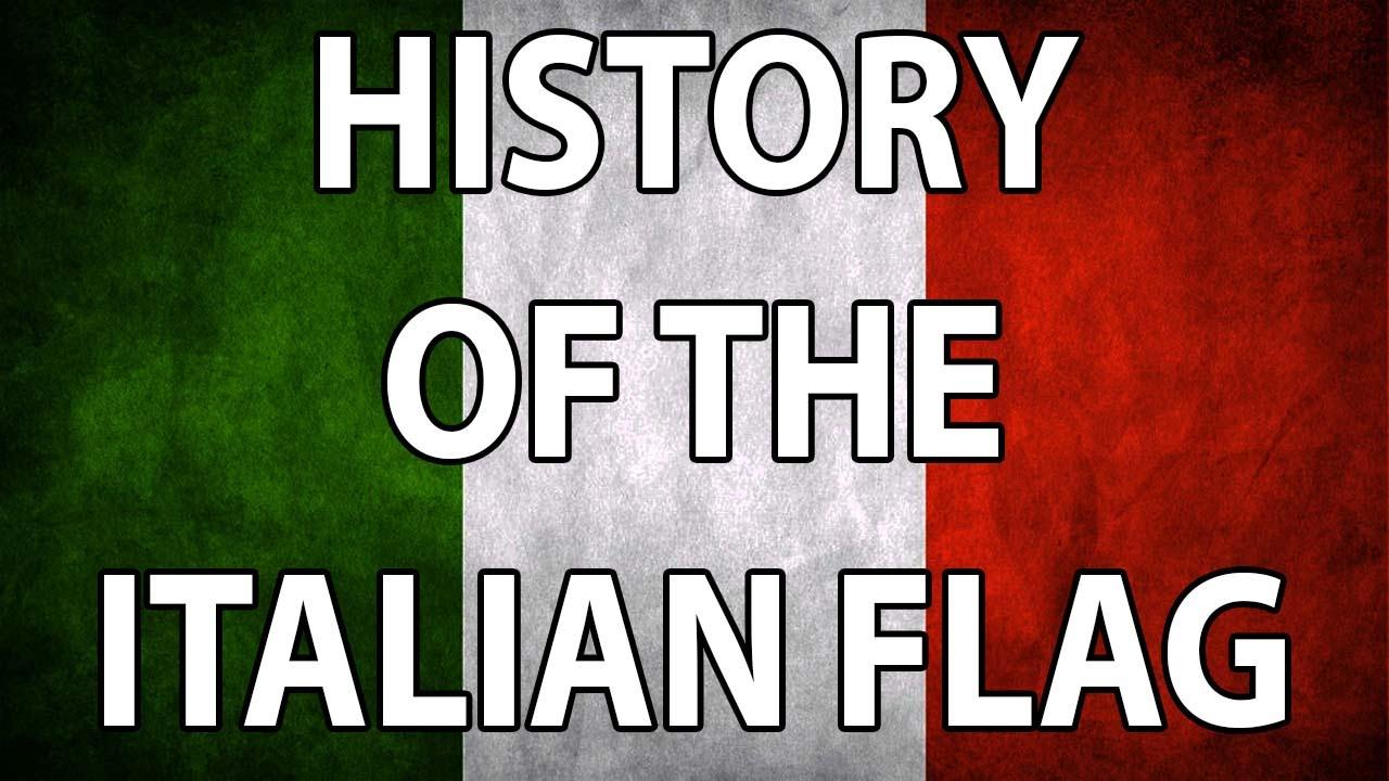 Italy  Flag History  YouTube