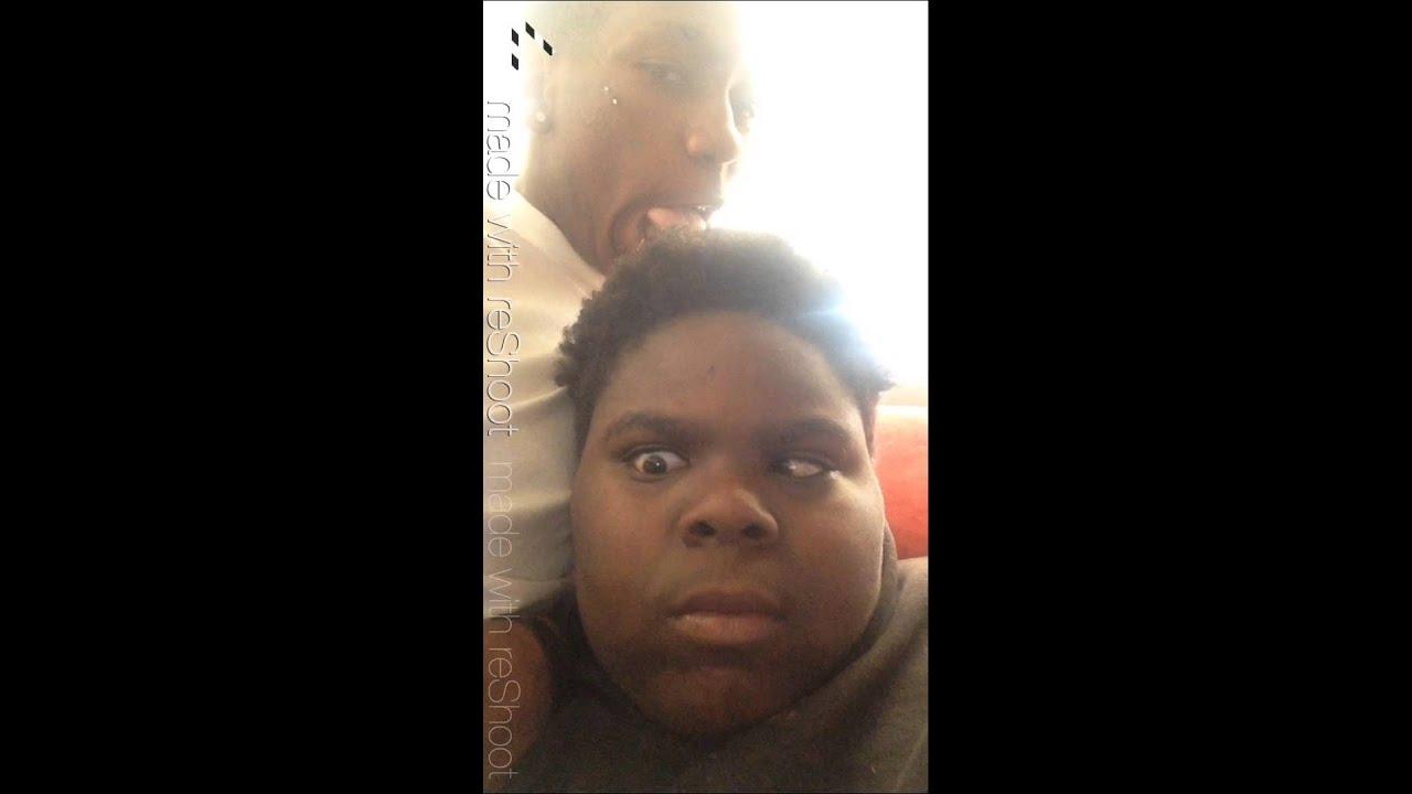 Black Girl Titts