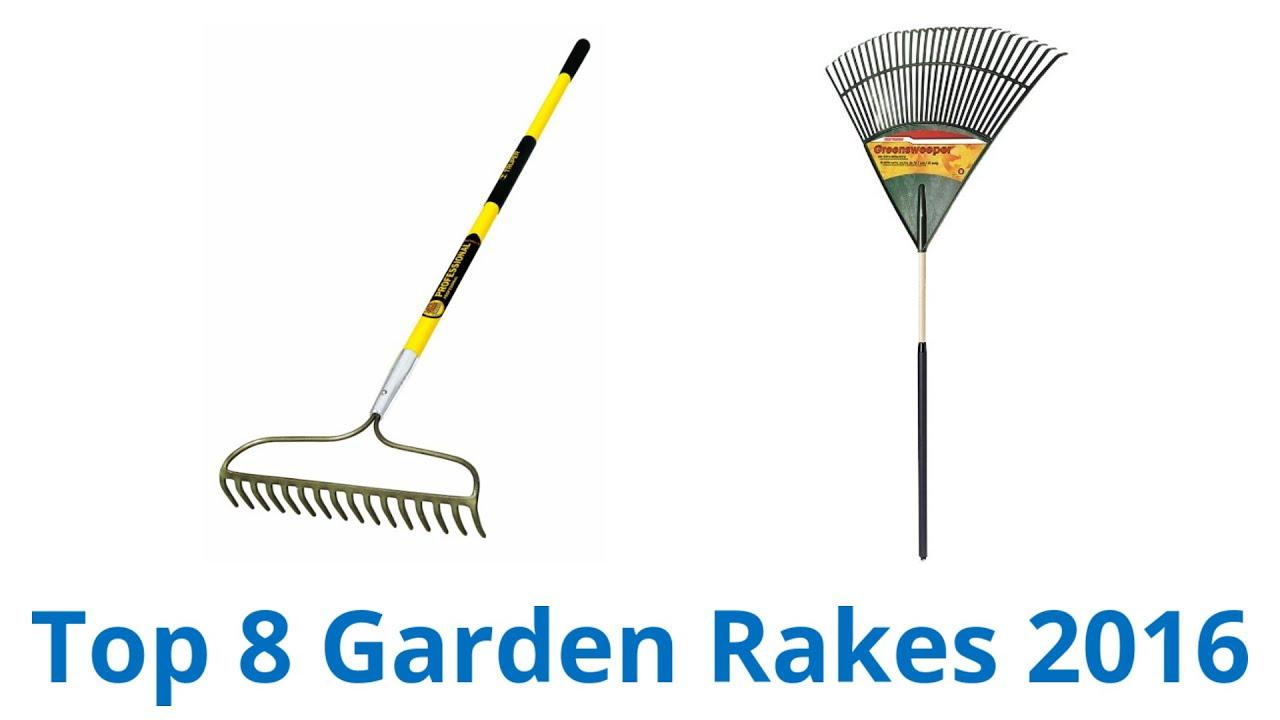 garden rakes. 8 best garden rakes 2016