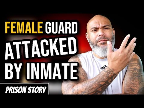 INMATE ATTACKS FEMALE PRISON GUARD DURING SHOWER TIME