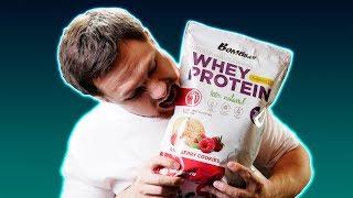 Казахстан одобряет. Bombbar Whey Protein. Обзор протеина