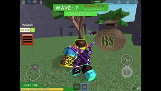 ROBLOX Zombie Attack (ft. Two of my online friends)