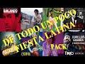 LIVIN LA VIDA LOCA MIX FIESTA LATINA - DJ DEL REAL d-.-b