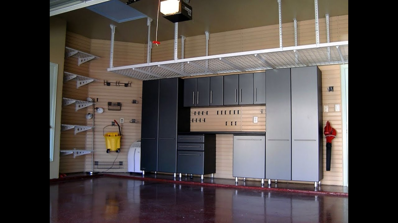 Cars Garage Storage Cabinet Organization Systems Diy Ideas