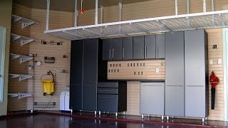 Garage Storage Cabinet Organization Diy Ideas